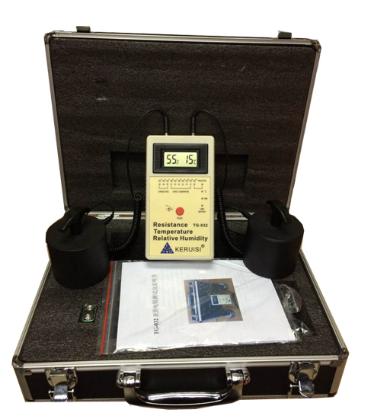 TG-032重锤式数显表面电阻测试仪